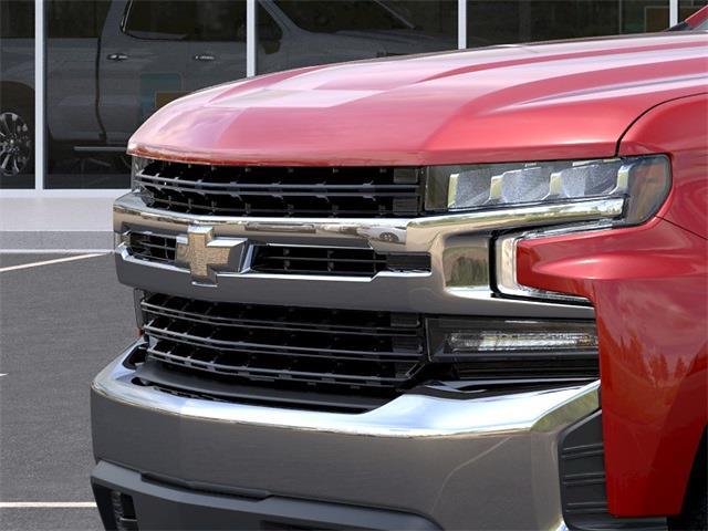 2021 Chevrolet Silverado 1500 Double Cab 4x4, Pickup #210754 - photo 10
