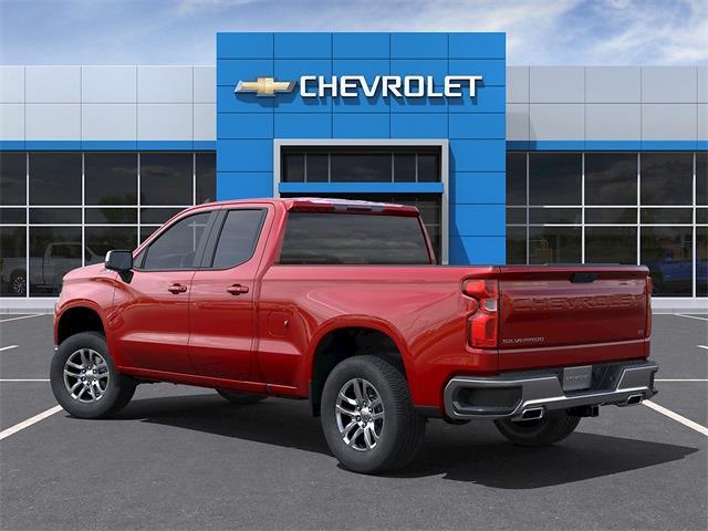 2021 Chevrolet Silverado 1500 Double Cab 4x4, Pickup #210754 - photo 2