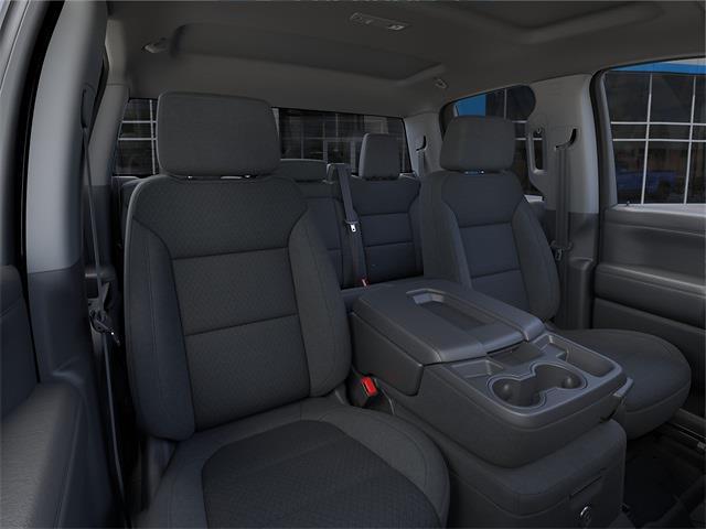 2021 Chevrolet Silverado 1500 Double Cab 4x4, Pickup #210755 - photo 12