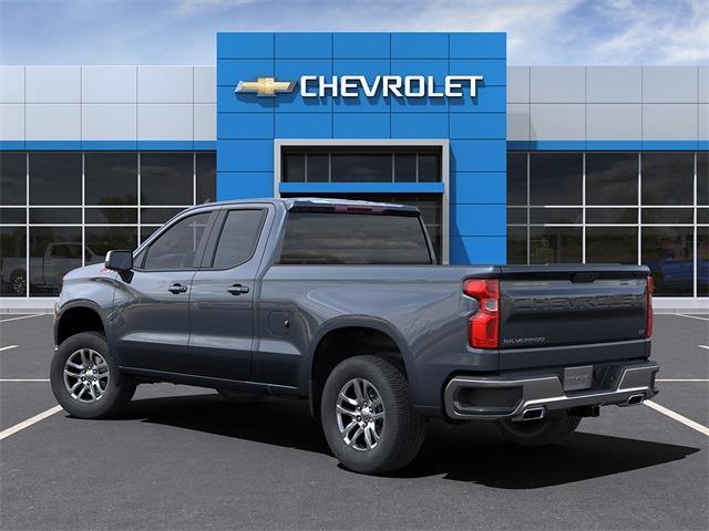 2021 Chevrolet Silverado 1500 Double Cab 4x4, Pickup #210755 - photo 2