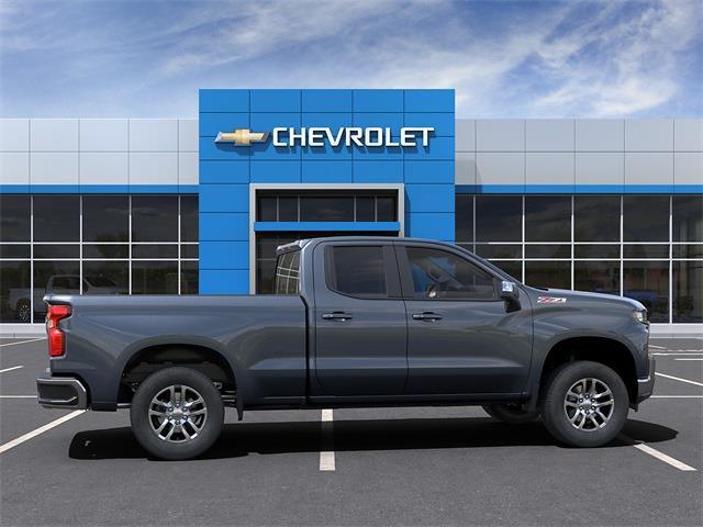 2021 Chevrolet Silverado 1500 Double Cab 4x4, Pickup #210755 - photo 4