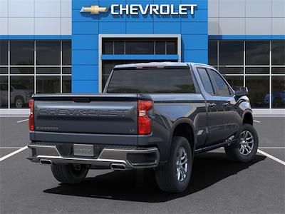 2021 Chevrolet Silverado 1500 Double Cab 4x4, Pickup #210755 - photo 3