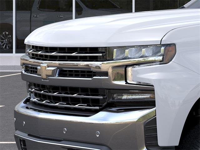 2021 Chevrolet Silverado 1500 Crew Cab 4x4, Pickup #210760 - photo 11