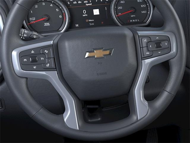 2021 Chevrolet Silverado 1500 Crew Cab 4x4, Pickup #210760 - photo 16