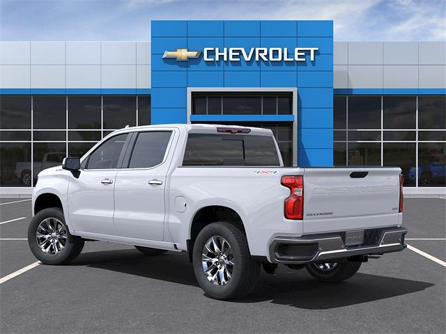 2021 Chevrolet Silverado 1500 Crew Cab 4x4, Pickup #210760 - photo 4