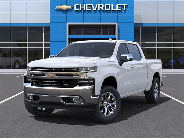 2021 Chevrolet Silverado 1500 Crew Cab 4x4, Pickup #210760 - photo 6