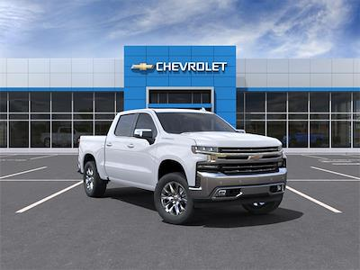2021 Chevrolet Silverado 1500 Crew Cab 4x4, Pickup #210760 - photo 1