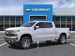 2021 Chevrolet Silverado 1500 Crew Cab 4x4, Pickup #210760 - photo 3