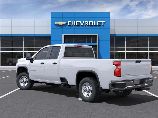 2021 Chevrolet Silverado 2500 Double Cab 4x2, Pickup #210780 - photo 2