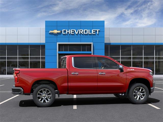 2021 Chevrolet Silverado 1500 Crew Cab 4x4, Pickup #210807 - photo 5