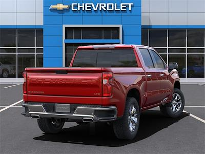 2021 Chevrolet Silverado 1500 Crew Cab 4x4, Pickup #210807 - photo 2