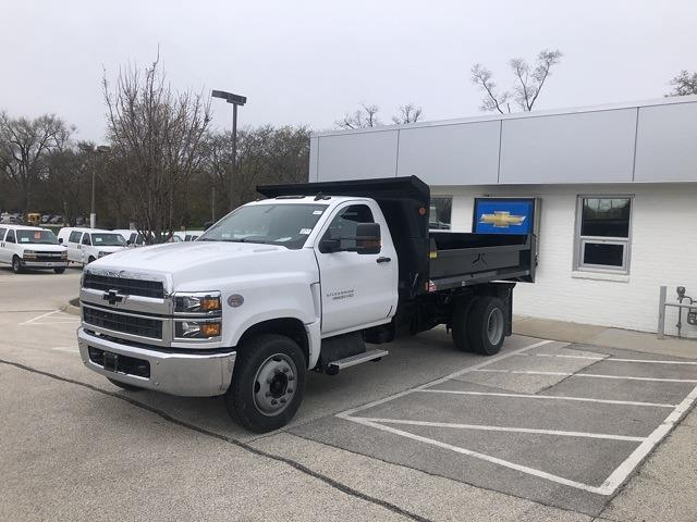 2021 Chevrolet Silverado 4500 Regular Cab DRW 4x2, Monroe MTE-Zee Dump Body #210828 - photo 1