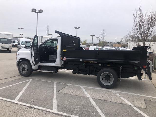 2021 Silverado 4500 Regular Cab DRW 4x2,  Monroe Truck Equipment MTE-Zee Dump Body #210828 - photo 6