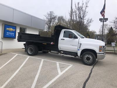 2021 Chevrolet Silverado 4500 Regular Cab DRW 4x2, Monroe MTE-Zee Dump Body #210828 - photo 4