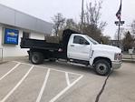 2021 Silverado 4500 Regular Cab DRW 4x2,  Monroe Truck Equipment MTE-Zee Dump Body #210828 - photo 4