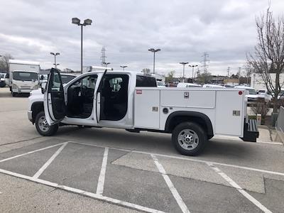 2021 Chevrolet Silverado 2500 Crew Cab 4x4, Monroe MSS II Service Body #210845 - photo 6