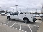 2021 Chevrolet Silverado 2500 Crew Cab 4x4, Monroe MSS II Service Body #210845 - photo 1