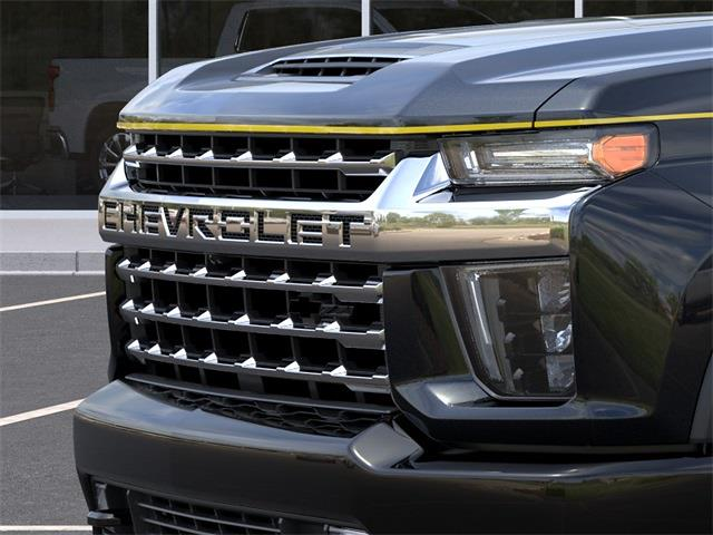 2021 Chevrolet Silverado 2500 Crew Cab 4x4, Pickup #210863 - photo 10