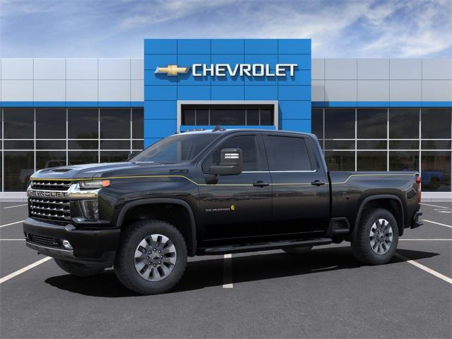 2021 Chevrolet Silverado 2500 Crew Cab 4x4, Pickup #210863 - photo 1