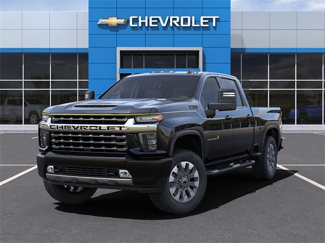 2021 Chevrolet Silverado 2500 Crew Cab 4x4, Pickup #210863 - photo 5