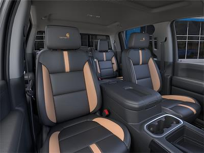 2021 Chevrolet Silverado 2500 Crew Cab 4x4, Pickup #210863 - photo 12