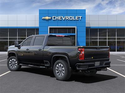 2021 Chevrolet Silverado 2500 Crew Cab 4x4, Pickup #210863 - photo 2