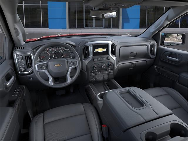 2021 Chevrolet Silverado 1500 Crew Cab 4x4, Pickup #210882 - photo 12