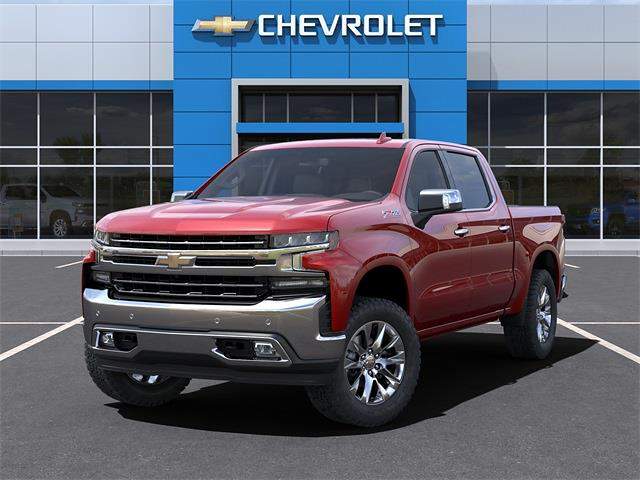2021 Chevrolet Silverado 1500 Crew Cab 4x4, Pickup #210882 - photo 6