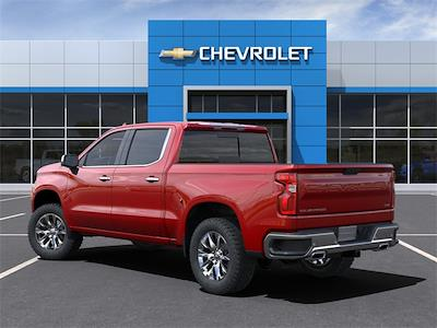 2021 Chevrolet Silverado 1500 Crew Cab 4x4, Pickup #210882 - photo 4