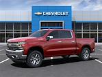 2021 Chevrolet Silverado 1500 Crew Cab 4x4, Pickup #210882 - photo 3