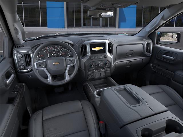 2021 Chevrolet Silverado 1500 Crew Cab 4x4, Pickup #210896 - photo 11