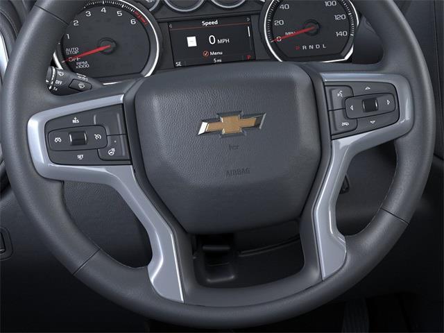 2021 Chevrolet Silverado 1500 Crew Cab 4x4, Pickup #210896 - photo 15