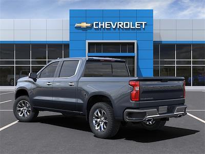 2021 Chevrolet Silverado 1500 Crew Cab 4x4, Pickup #210896 - photo 2