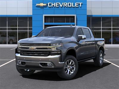 2021 Chevrolet Silverado 1500 Crew Cab 4x4, Pickup #210896 - photo 5