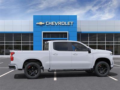 2021 Chevrolet Silverado 1500 Crew Cab 4x4, Pickup #210899 - photo 4
