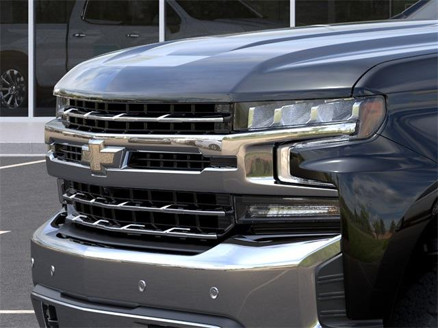 2021 Chevrolet Silverado 1500 Crew Cab 4x4, Pickup #210901 - photo 11