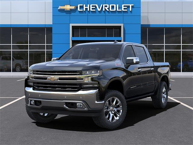 2021 Chevrolet Silverado 1500 Crew Cab 4x4, Pickup #210901 - photo 6