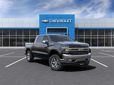 2021 Chevrolet Silverado 1500 Crew Cab 4x4, Pickup #210901 - photo 1