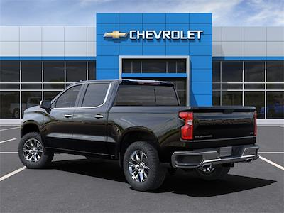 2021 Chevrolet Silverado 1500 Crew Cab 4x4, Pickup #210901 - photo 4