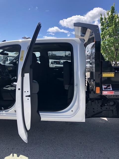 2021 Chevrolet Silverado 3500 Crew Cab 4x4, Monroe MTE-Zee Dump Body #210917 - photo 6
