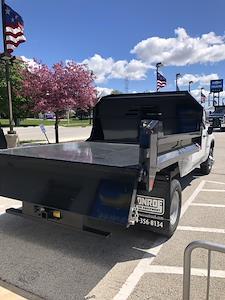 2021 Chevrolet Silverado 3500 Crew Cab 4x4, Monroe MTE-Zee Dump Body #210917 - photo 2