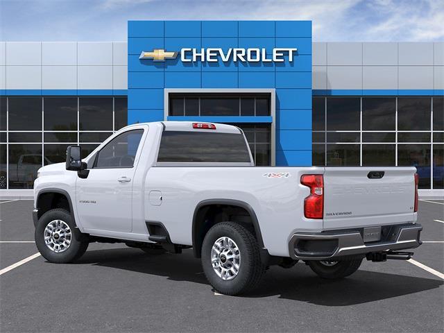 2021 Chevrolet Silverado 2500 Regular Cab 4x4, Pickup #210963 - photo 4