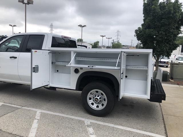 2021 Chevrolet Silverado 3500 Double Cab 4x4, Monroe MTE-Zee Dump Body #210989 - photo 6
