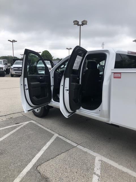 2021 Chevrolet Silverado 3500 Double Cab 4x4, Monroe MTE-Zee Dump Body #210989 - photo 7