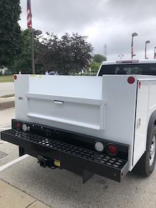 2021 Chevrolet Silverado 3500 Double Cab 4x4, Monroe MTE-Zee Dump Body #210989 - photo 2