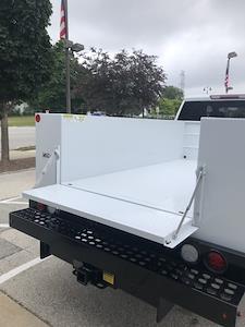 2021 Chevrolet Silverado 3500 Double Cab 4x4, Monroe MTE-Zee Dump Body #210989 - photo 5