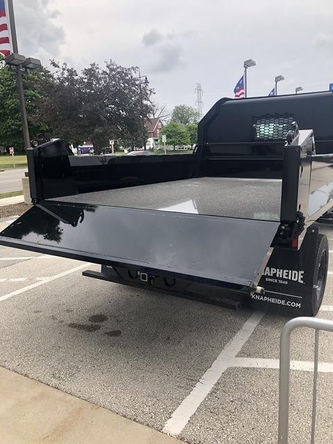 2021 Silverado 4500 Regular Cab DRW 4x4,  Knapheide Drop Side Dump Body #211032 - photo 5