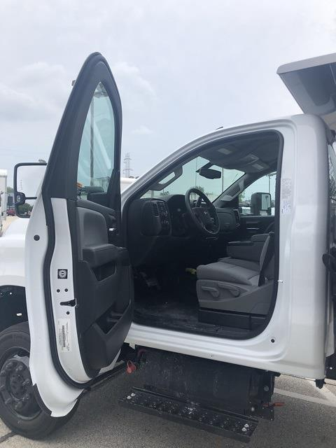 2021 Silverado 4500 Regular Cab DRW 4x4,  Knapheide Drop Side Dump Body #211033 - photo 6