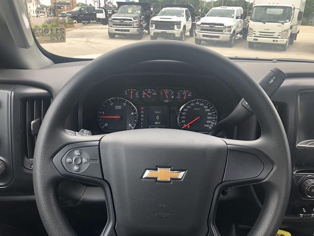 2021 Silverado 4500 Regular Cab DRW 4x4,  Knapheide Drop Side Dump Body #211033 - photo 8