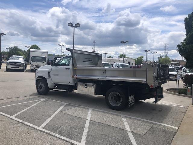 2021 Silverado 4500 Regular Cab DRW 4x2,  Monroe Truck Equipment MTE-Zee SST Series Dump Body #211048 - photo 2